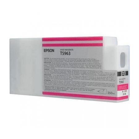 Epson UltraChrome HDR ml Vivid Magenta High Density Resin Pigment Based Ink the Stylus Pro Inkjet Pr 46 - 582