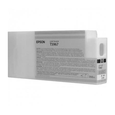 Epson UltraChrome HDR ml Light High Density Resin Pigment Based Ink the Stylus Pro Inkjet Printers 77 - 385