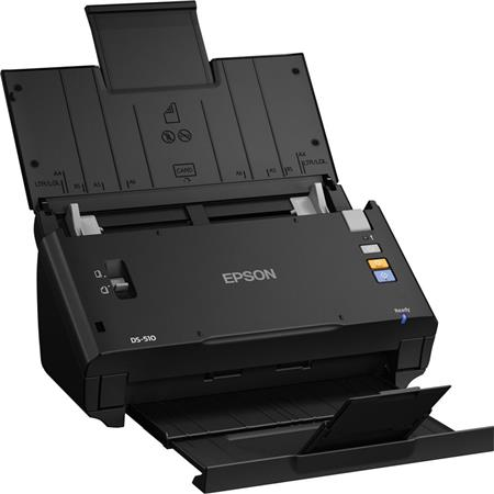Epson WorkForce DS Color Document Scanner dpi Optical ppm Speed Sheets Capacity ADF USB  236 - 48