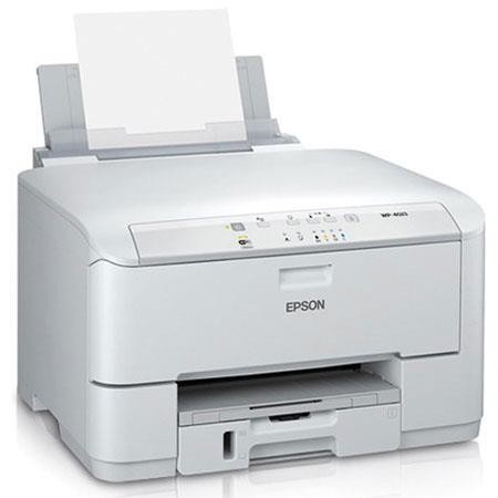 Epson WorkForce Pro WP Network Wireless Color Printerdpi ppm Blackppm Color Sheets Capacity USB Wi F 138 - 474