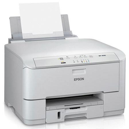 Epson WorkForce Pro WP Network Color Printer PCLdpi ppm Blackppm Color Sheets Capacity USB Wired Eth 101 - 410