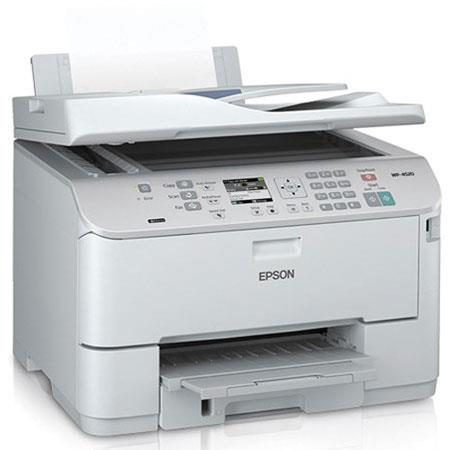Epson WorkForce Pro WP Network Multifunction Color Printer ppmppm Colordpi Sheet USB PrintScanCopyFa 78 - 764