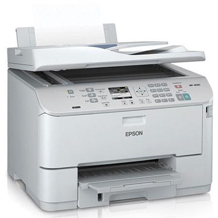 Epson WorkForce Pro WP Network Multifunction Color Printer PCL ppmppmdpi Sheet USB Ethernet PrintSca 12 - 270