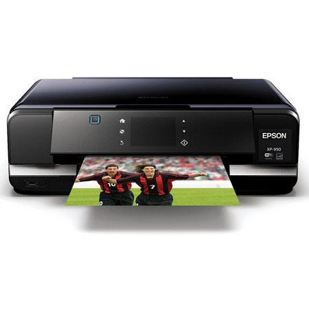 Epson Expression Photo XP Small One Printer ppmColor ppm Speed Sheets Input Tray Capacity PrintCopyS 49 - 55
