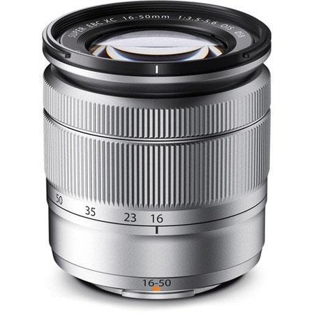 Fujifilm XC mm F OIS Lens Silver 41 - 489
