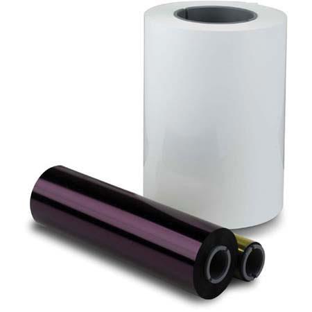 FujifilmMedia Set the ASK Dye Sublimation Digital Photo Printer Rolls Total Prints 260 - 7