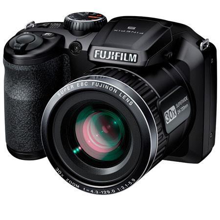 Fujifilm FinePiS Digital Camera MP CCD SensorOptical Zoom K Dot LCD Display HD Movie pfps  142 - 345