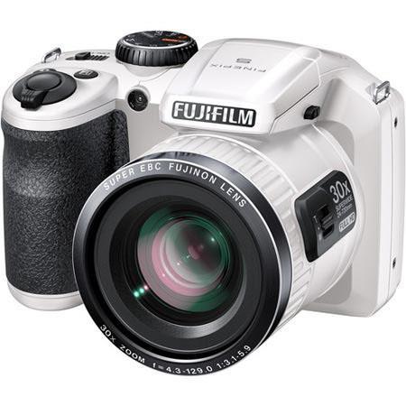 Fujifilm FinePiS Digital Camera MP CMOS SensorOptical Zoom K Dot LCD Display Full HD Movie ifps  254 - 239