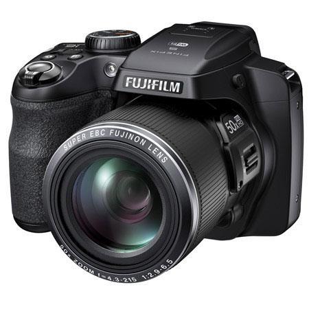 Fujifilm FinePiSW Digital Camera MPOptical Zoom LCD Lens Super Macro HD Movie i HDMIUSB Wi Fi  69 - 775