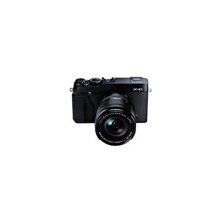 Fujifilm X E Mirrorless Digital Camera XF F LM OIS Zoom Lens MP APS C X Trans CMOS Sensor Compact Ma 216 - 2