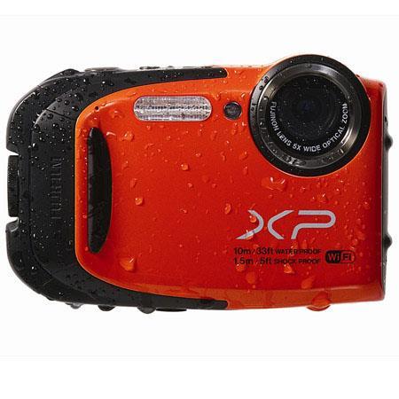 Fujifilm FinePiXP Digital Camera MPOptical Zoom LCD Advanced Filter HDMIUSB Wi Fi WaterproofShockpro 117 - 62