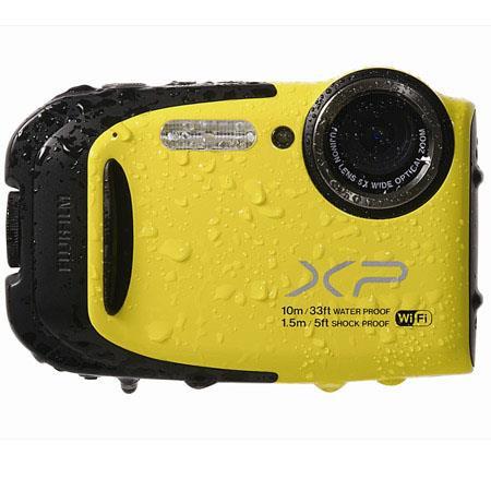 Fujifilm FinePiXP Digital Camera MPOptical Zoom LCD Advanced Filter HDMIUSB Wi Fi WaterproofShockpro 3 - 86