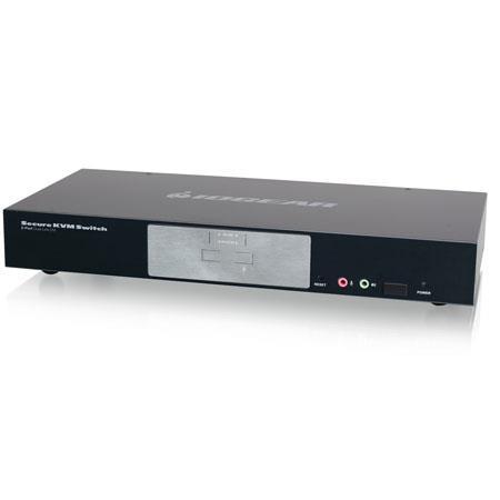 Iogear Port Dual Link DVI Secure KVM Switch 187 - 234
