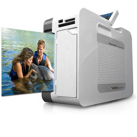 HiTi Digital Inc PS Mobile Home Studio On the go Photo Printer 217 - 331