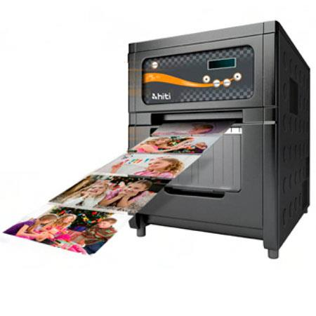 HiTi PL Photo Printerdpi Resolution USB Hi Speed Dye Diffusion Thermal Transfer V V Power 62 - 278