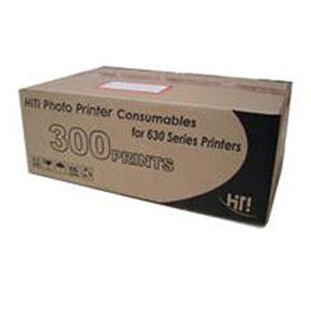 HiTi Digital Inc Photopaper packPrints Sheets Ribbon 205 - 265
