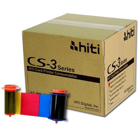 HiTi Digital Inc CS YMCKO Images Ribbon Carton ribbons images 83 - 527
