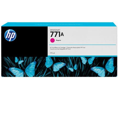 HP A ML Magenta Designjet Ink Cartridge 48 - 720