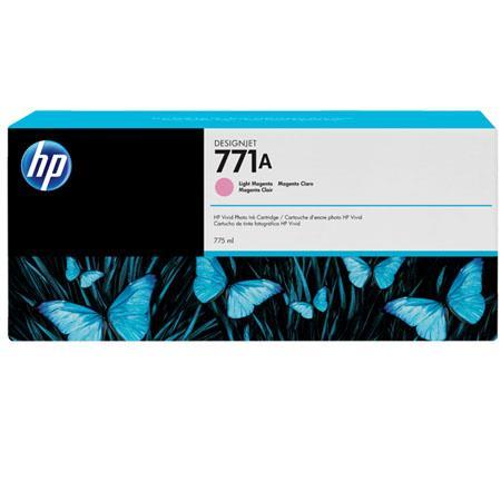 HP A ML Light Magenta Designjet Ink Cartridge 92 - 528