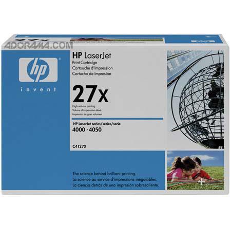 HP CX High Yield Print Cartridge Select HP Laserjet Printers Yield AppCopies 121 - 458