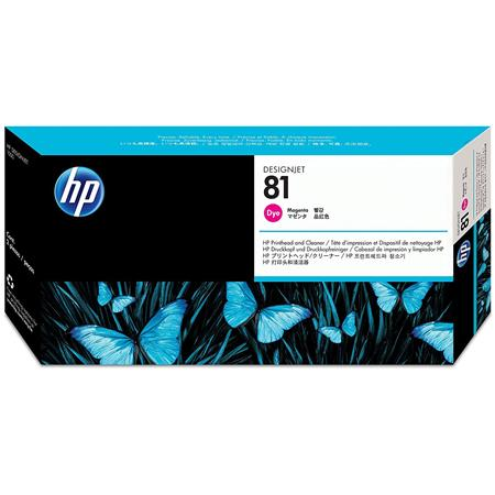 HP CA Magenta Dye Printhead and Printhead Cleaner 64 - 354