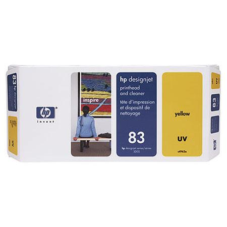 HP UV Printhead and Cleaner 118 - 138