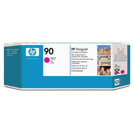 HP Magenta Ink CartridgePrinthead and Cleaner 50 - 480