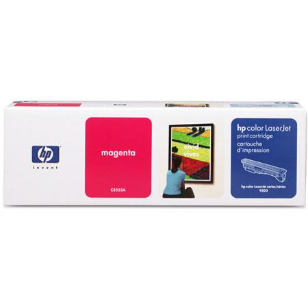 HP HP CA Color LaserJet Magenta Print Cartridge Yields up to Pages 445 - 181