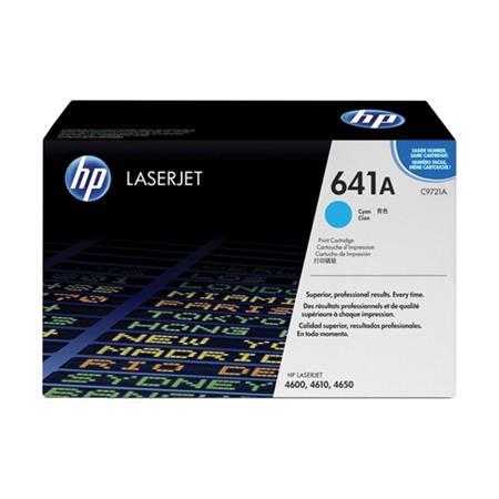 HP CA Cyan Print Cartridge Select HP Color Laserjet Printers Yield AppCopies 139 - 334