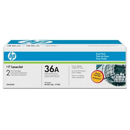 HP CBAD A Toner Cartridge Dual Pack 265 - 187