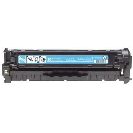 HP CCAG Cyan Toner Cartridge LaserJet CPCM Printer 57 - 393