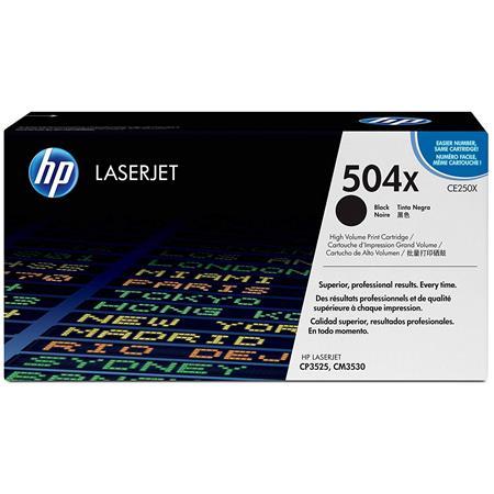 HP LaserJet CEX Print Toner Cartridge yield pages 94 - 442