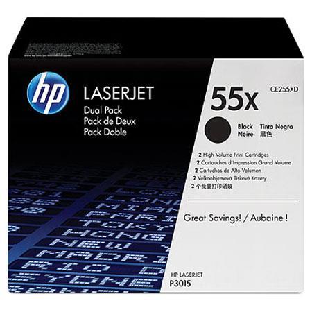 HP CEXD Dual Pack LaserJet Toner Cartridges 63 - 305