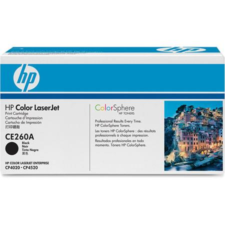 HP Color LaserJet CEA Print Cartridge ColorSphere Toner  141 - 498