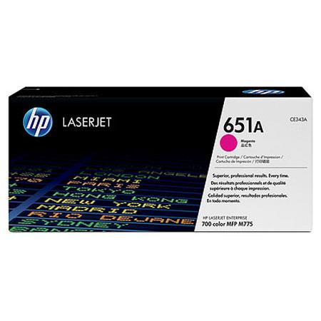 Hewlett Packard HP A Magenta LaserJet Toner Cartridge Pages Yield 187 - 120