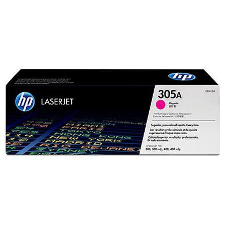 HP A Magenta LaserJet Toner Cartridge Print Yield 36 - 757