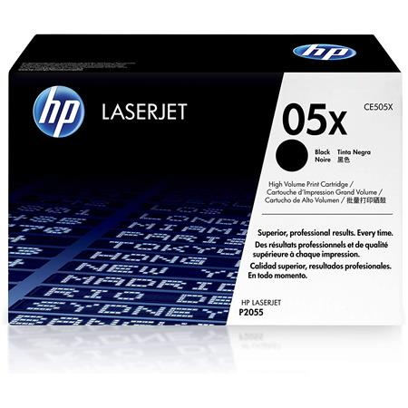 HP CEX High Capacity LaserJet Family Print Cartridge the Printer Series Yield AppCopies 213 - 553