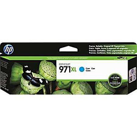 HP XL Cyan Officejet Ink Cartridge Pages 36 - 757