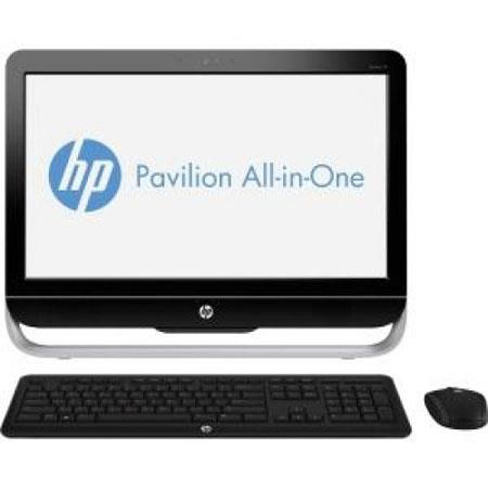 Hewlett Packard HP Pavilion b All In One Desktop Computer AMD E Dual Core GHz GB RAM GB HDD Windows  217 - 272