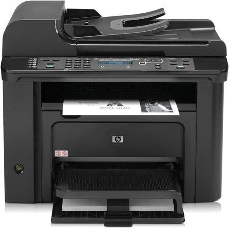 HP LaserJet Pro Mdnf Multifunction Laser Monochrome Printerdpi Resolution ppm Speed MB Memory USB 287 - 62