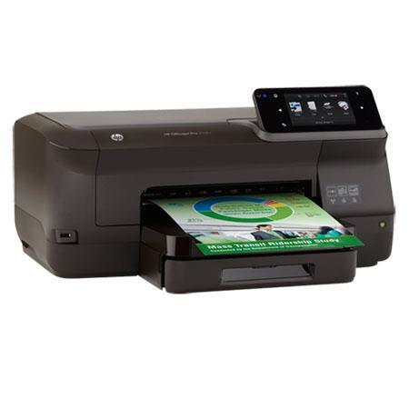 HP Officejet Pro Color Inkjet Printer ppm Black ppm Colordpi Sheet Input Tray HP ePrint Capability 211 - 599