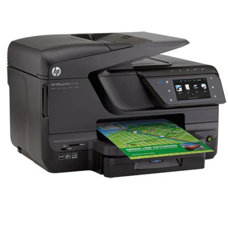 HP Officejet Pro Multifunction Printer ppm Black ppm Colordpi Print Resolution Sheet Input Tray Prin 79 - 483