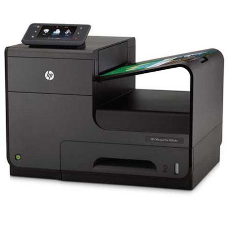 Hewlett Packard HP Officejet Pro Xdw Color Inkjet Printer ppm Print Speeddpi Resolution Pages Duty C 29 - 53