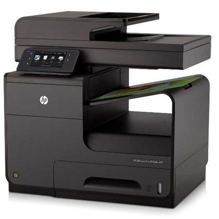 Hewlett Packard HP Officejet Pro XDW All In One Printer ppm Speed Sheets Output Tray USBEthernet Pri 57 - 82