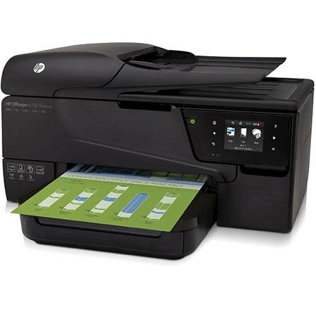 HP Officejet Premium e All One Printer ppmdpi MB Memory Display USB Print Copy Scan Fax 85 - 500