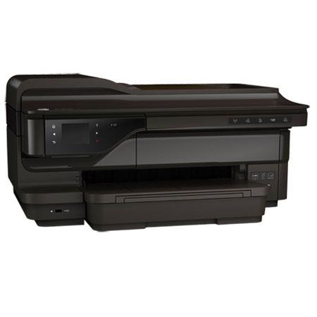 HP Officejet Wide Format e All One Printer ppm Blackppm Color USB Sheet Input Tray Print Copy Scan F 273 - 9