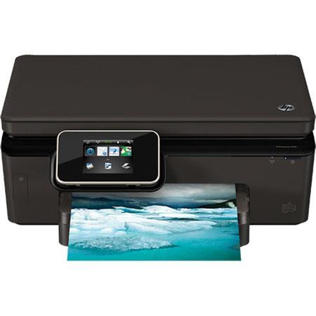 Hewlett Packard HP Photosmart e All One Injet Printer Upto ppm ColorBlack MaPrint SpeedPrint Resolut 222 - 56
