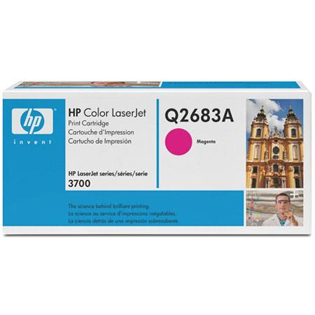 HP QA Color LaserJet Magenta Print Cartridge Page yield pages 236 - 204