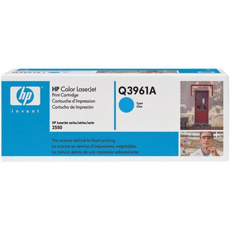 HP Cyan Print Cartridge Select HP Color Laserjet Printers Yield AppCopies 78 - 500