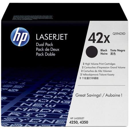 HP High Capacity Print Dual Cartridge Smart Printing Technology Select HP Monochrome Laserjet Printe 62 - 660